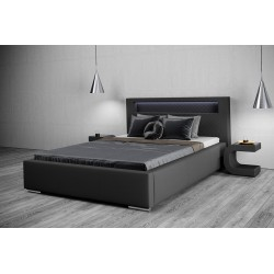 Łóżko tapicerowane Tokio 160x200